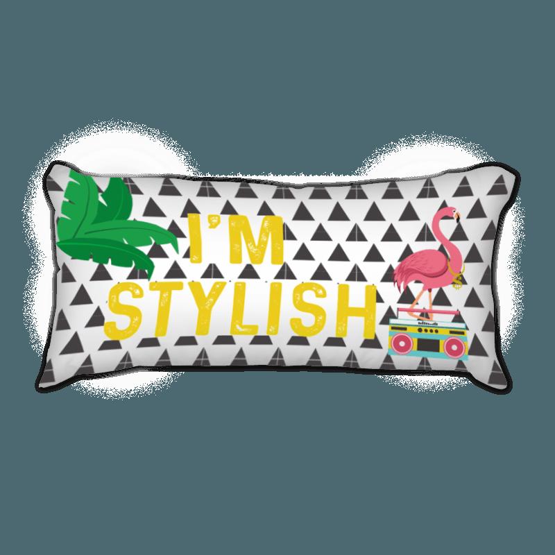 Almofada Decorativa Palito Estampas Variadas