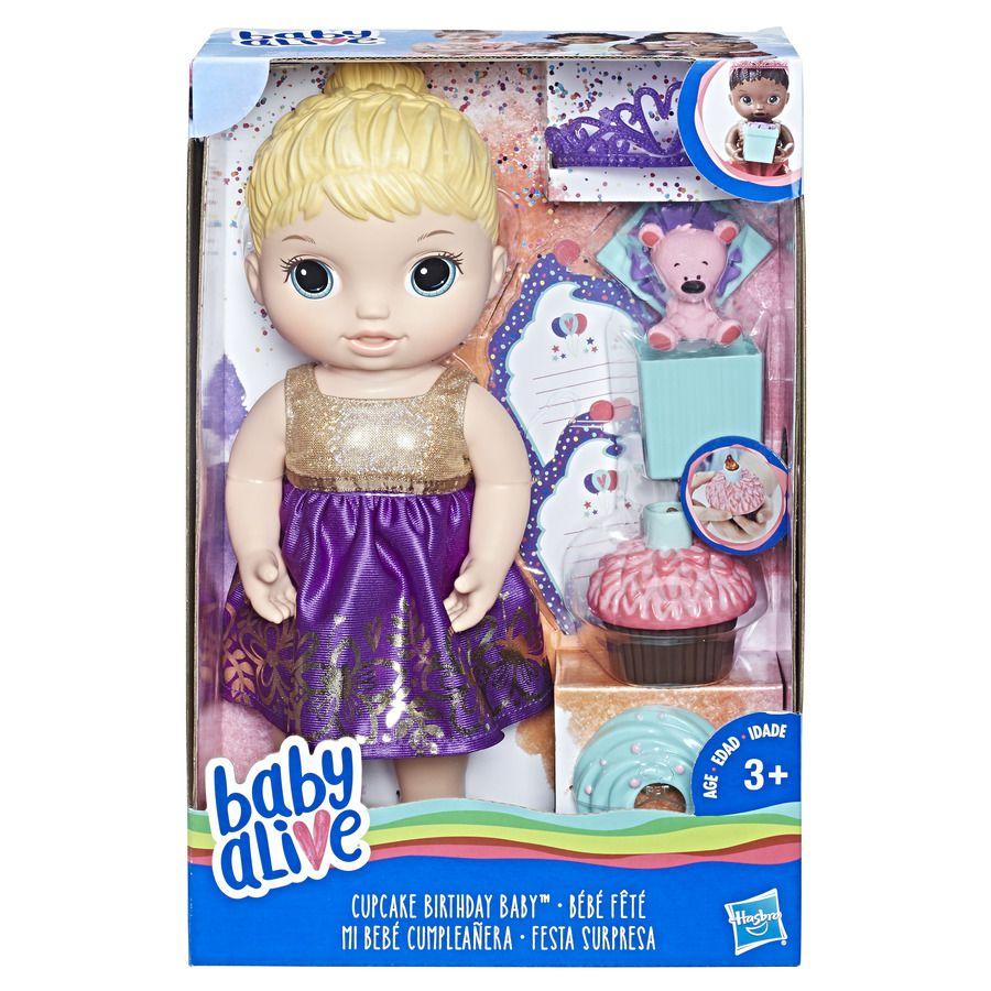 Boneca Baby Alive Festa Surpresa
