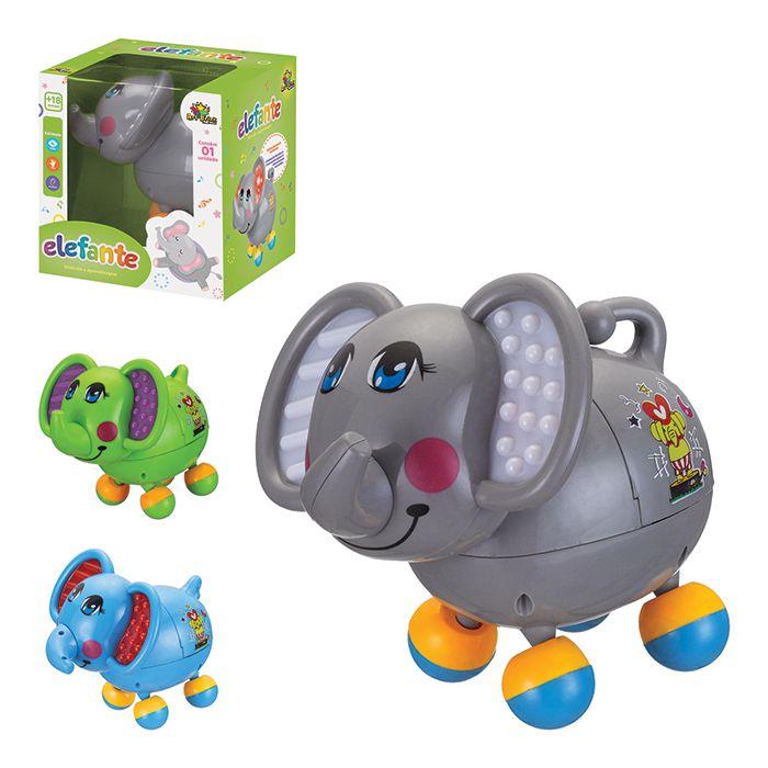 Baby Elefante Musical Art Brink