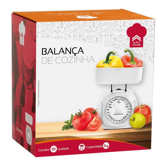 Balança Mecânica Para Cozinha 5kg