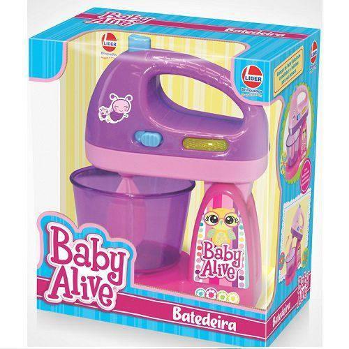 Batedeira Baby Alive