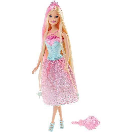 Boneca Barbie Fantasia Princesa - Mattel