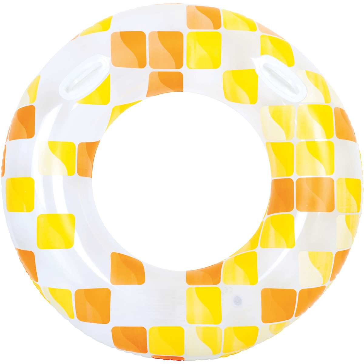 Boia inflável Redonda Mosaico 120 cm