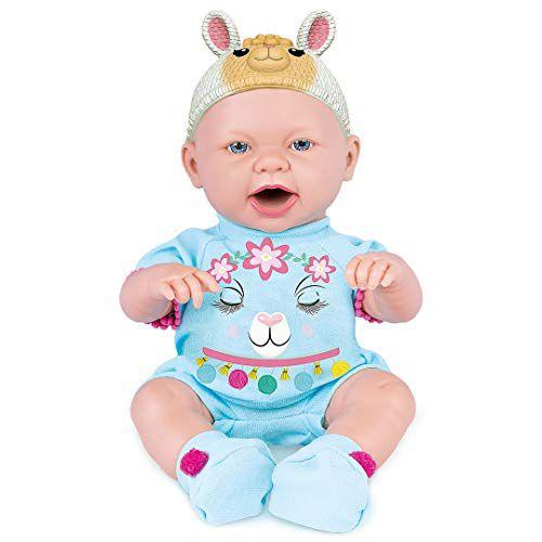 Boneca Baby Ninos Hora do Lanche Bichinhos + Faldas