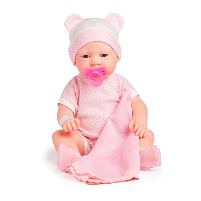 Boneca Tipo Bebê Reborn Anjo Collection Body