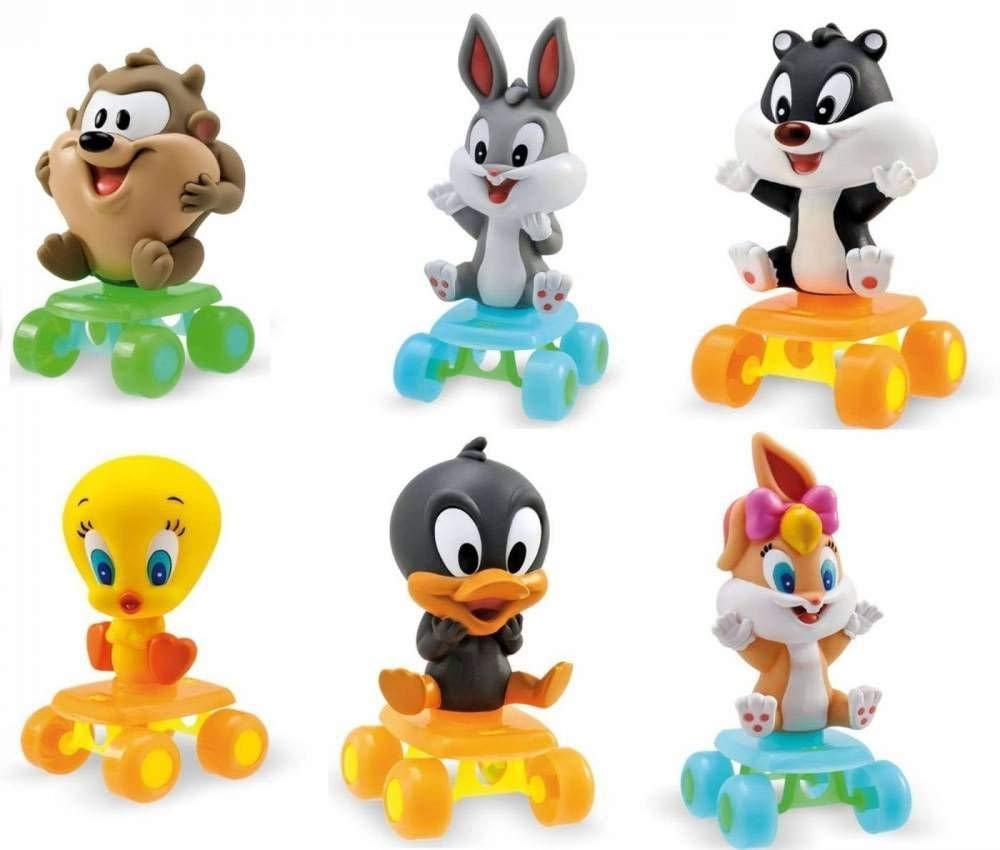 Boneco Baby Looney Tunes - Amiguinhos De Rodas