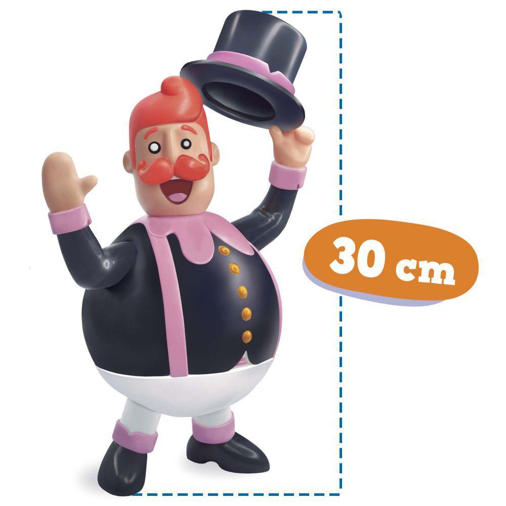 Boneco de Vinil Bita - Mundo Bita Grande 30cm - Lider