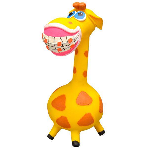 Brinquedo Latoy Girafita Látex para Cães