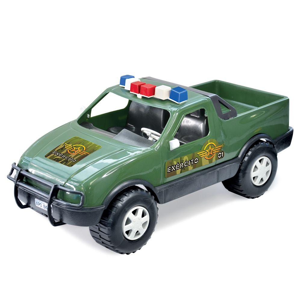 Caminhão Pick Up Do Exército