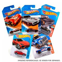 Carrinhos Hot Wheels Básicos Novo Sortimento - Mattel