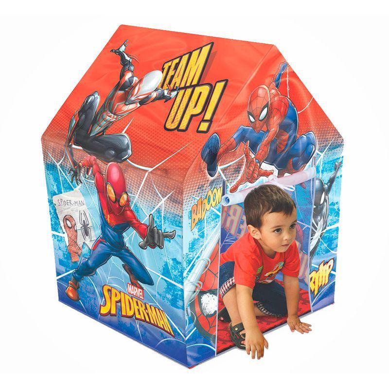 Barraca Estilo Casinha Centro De Treinamento Spiderman
