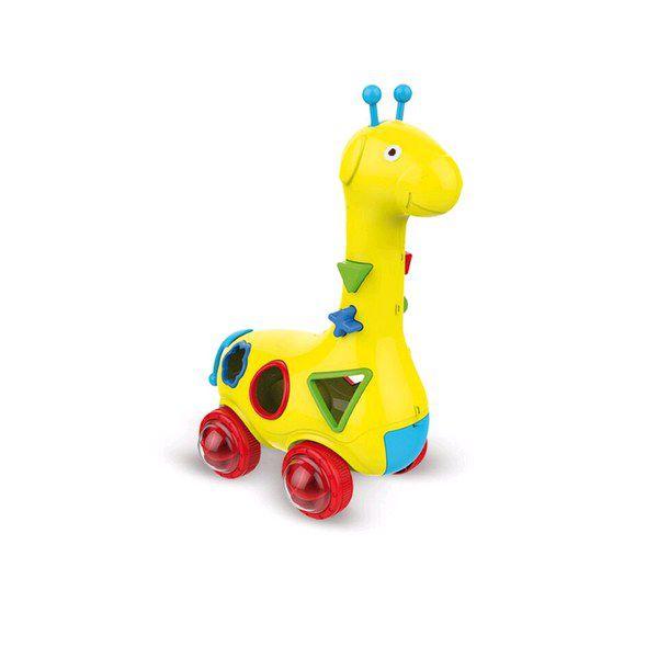 Coleção Baby Bichinhos De Encaixes - Brinquedos Anjo