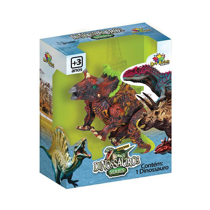 Coleção Dinossauros Series Invasors