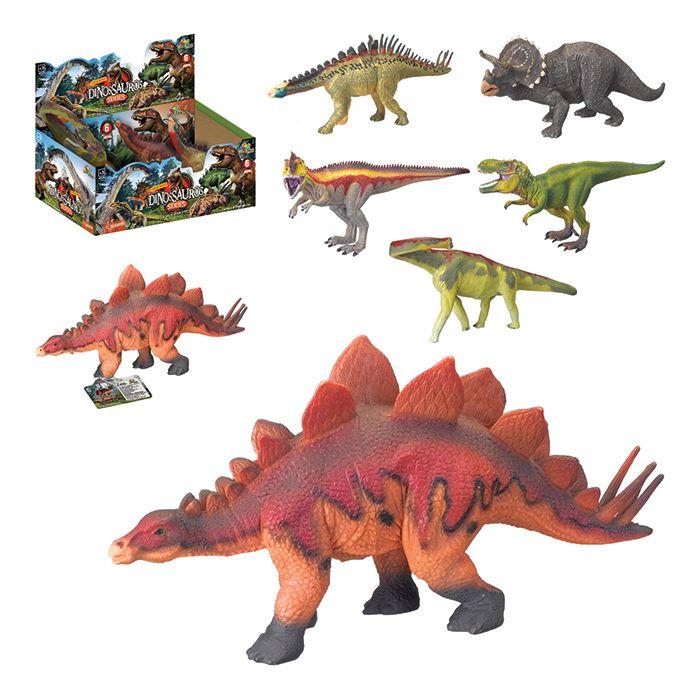Coleção Dinossauros Series Realistic