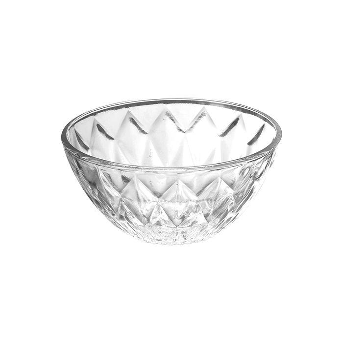Conjunto De 6 Peças Para Sobremesa Diamante Vidro