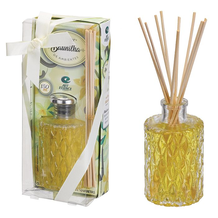 Difusor De Ambientes Aroma Baunilha 150 ml