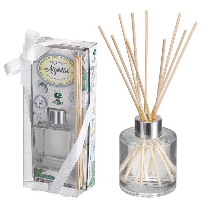 Difusor De Ambientes Aroma Algodão 100 ml