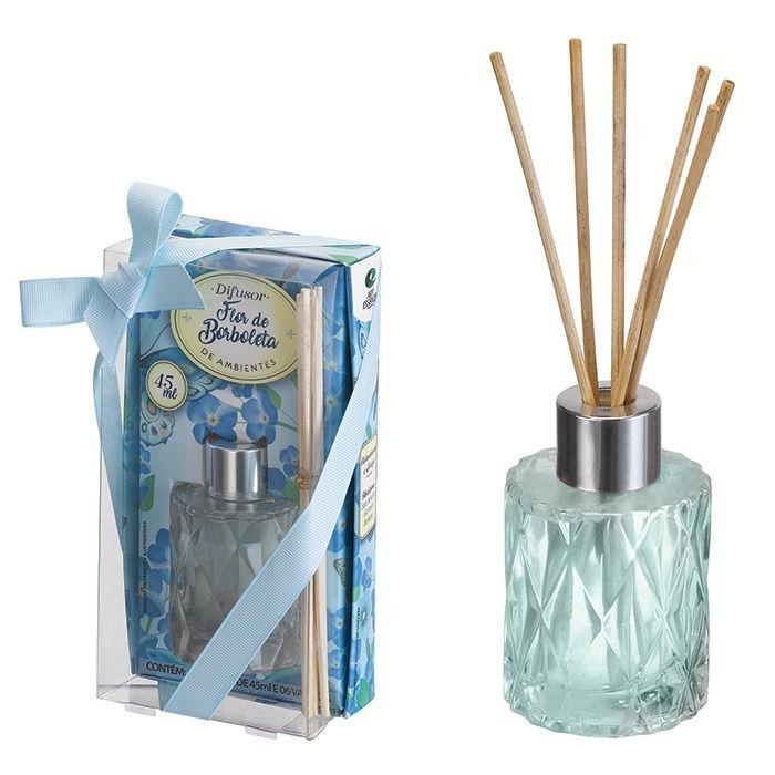 Difusor De Ambientes Aroma Flor De Borboleta 45ml
