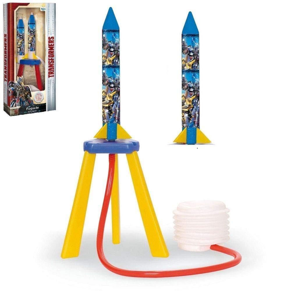 Foguete Transformes - Brinquedos Anjo