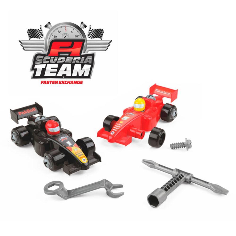 Fórmula 1 Scuderia - Paki Toys