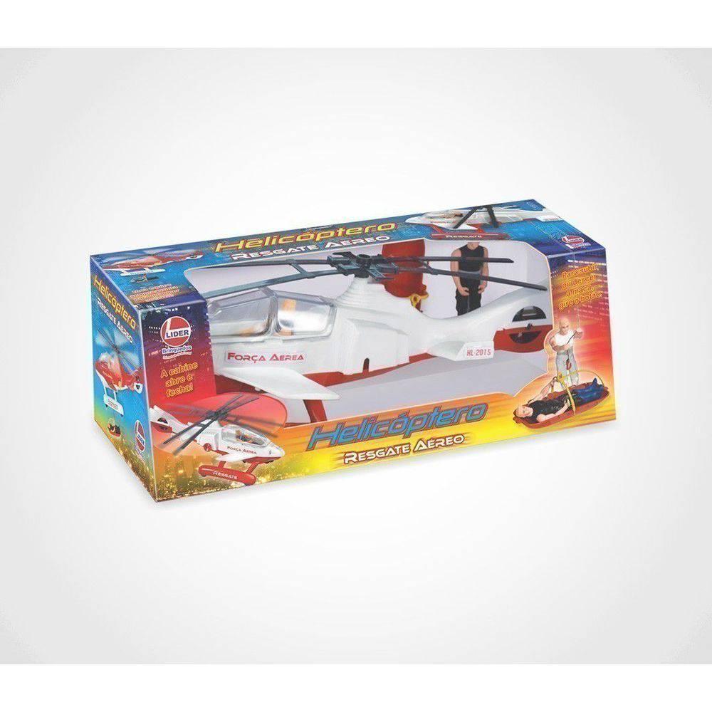 Helicóptero Resgate Aéreo
