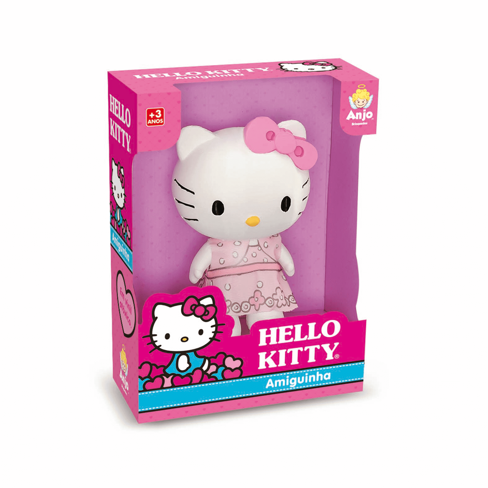 Boneca Hello Kitty Amiguinhas