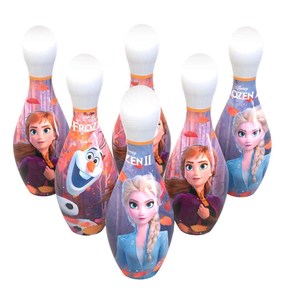 Jogo De Boliche Frozen 2 - Lider
