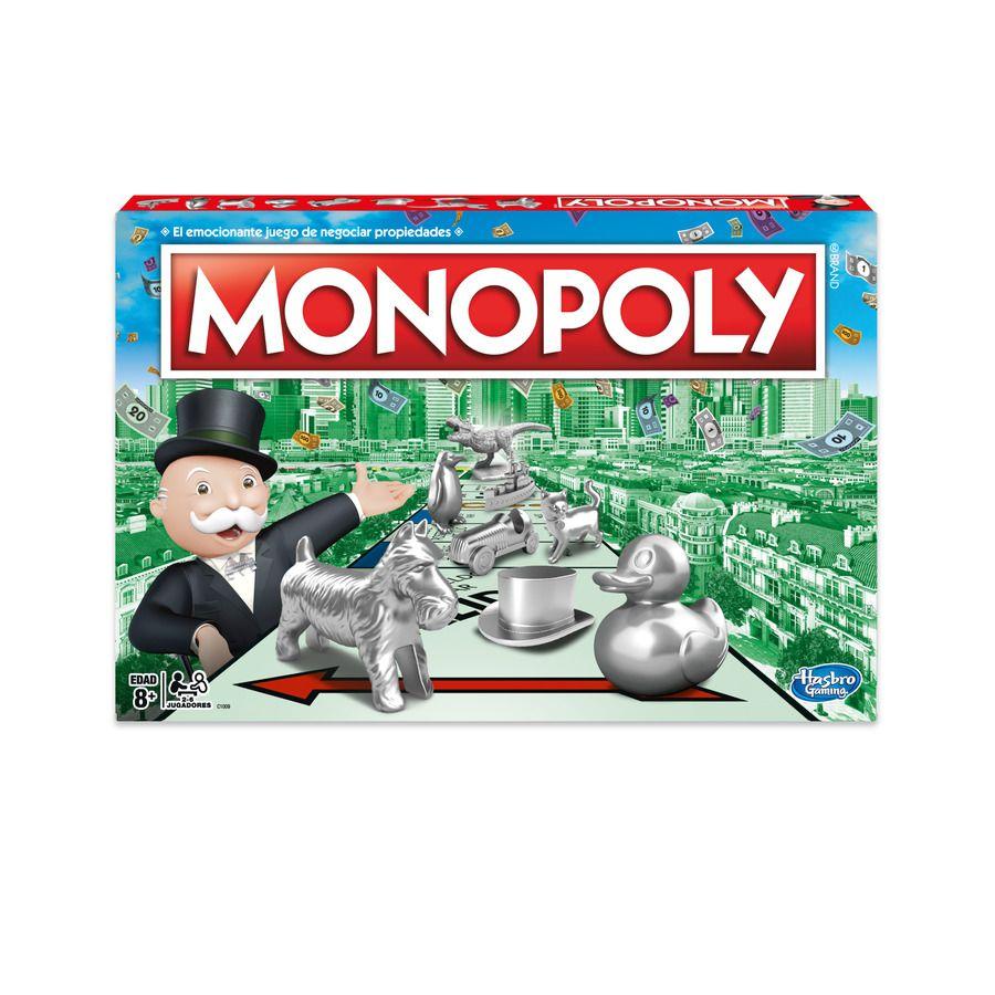 Jogo Monopoly Novos Tokens - Hasbro