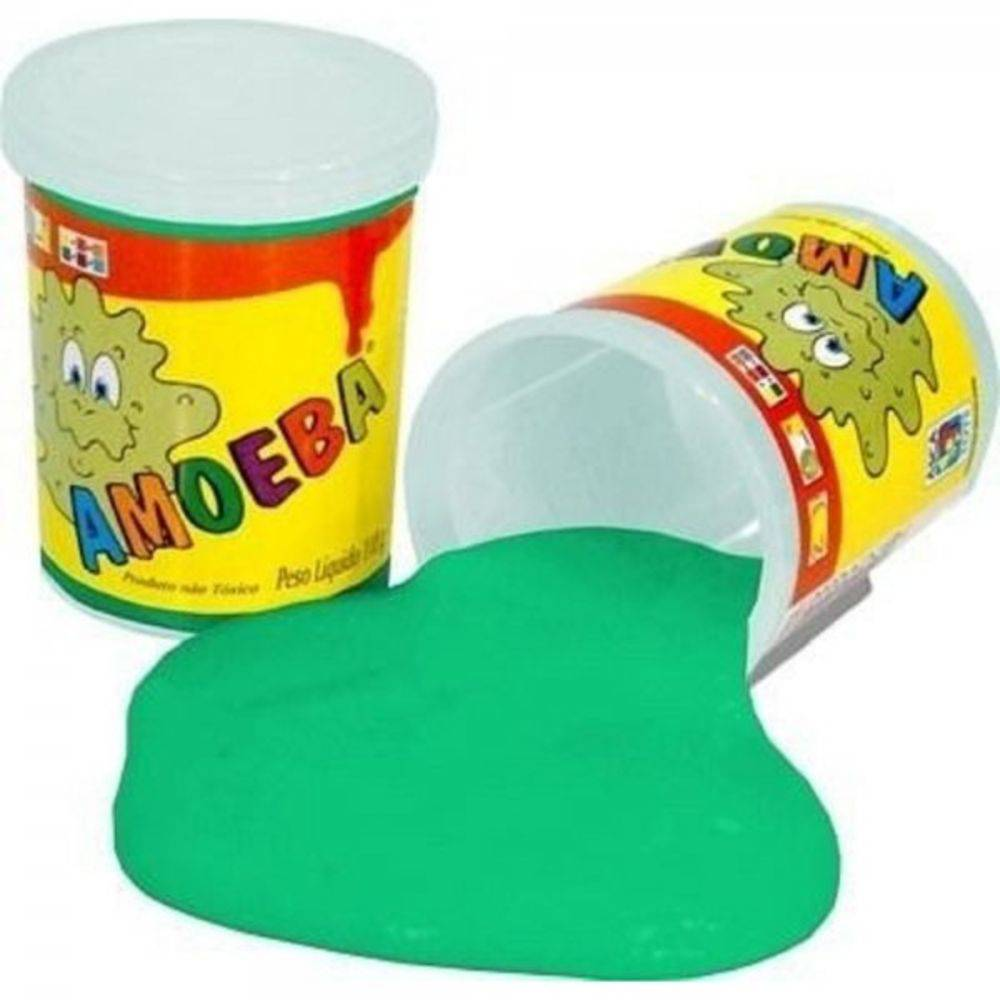 Amoeba Pote Cores Sortidas - Aska Toys