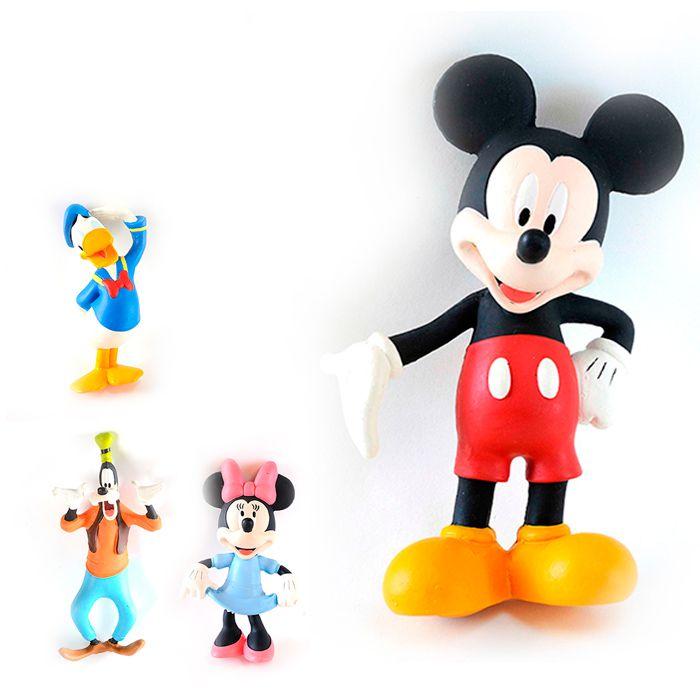 Brinquedo De Látex Turma Do Mickey - Latoy