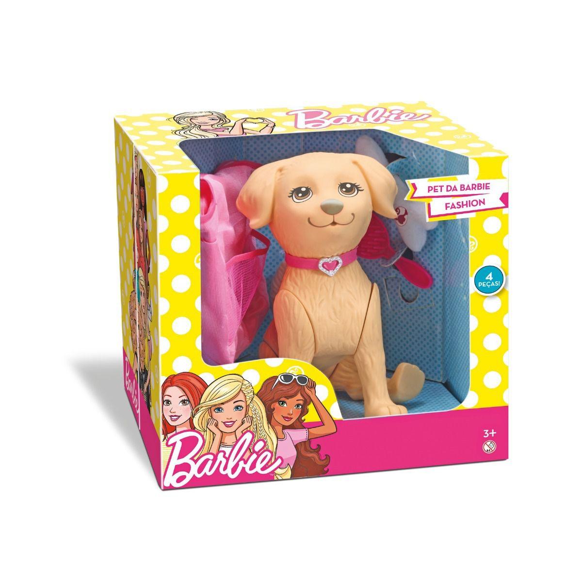 Cachorro Pet Fashion da Barbie