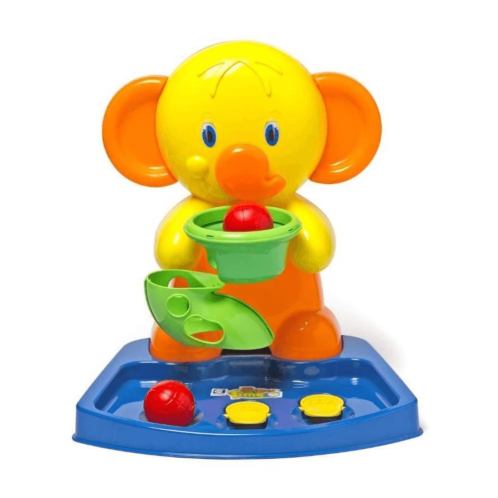 Play Time Basquete Elefante - Cotiplás 2126