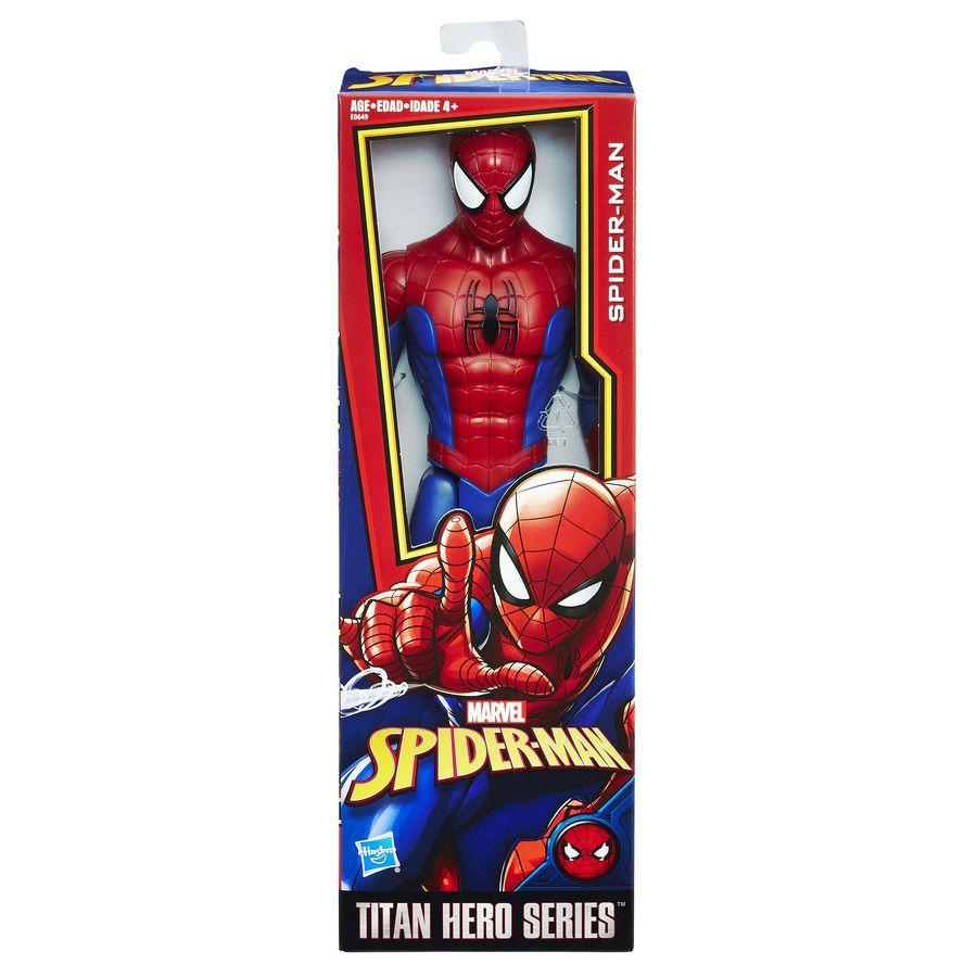 Boneco Titan Homen Aranha - Hasbro