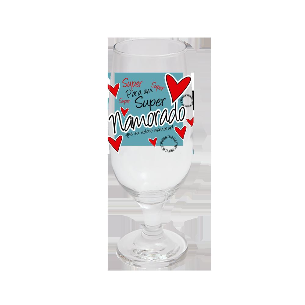 Taca De Cerveja - Super Namorado