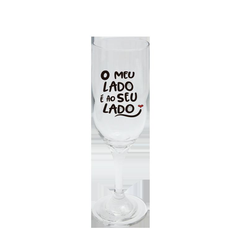 Taça de Champagne - O Meu Lado É Ao Seu Lado