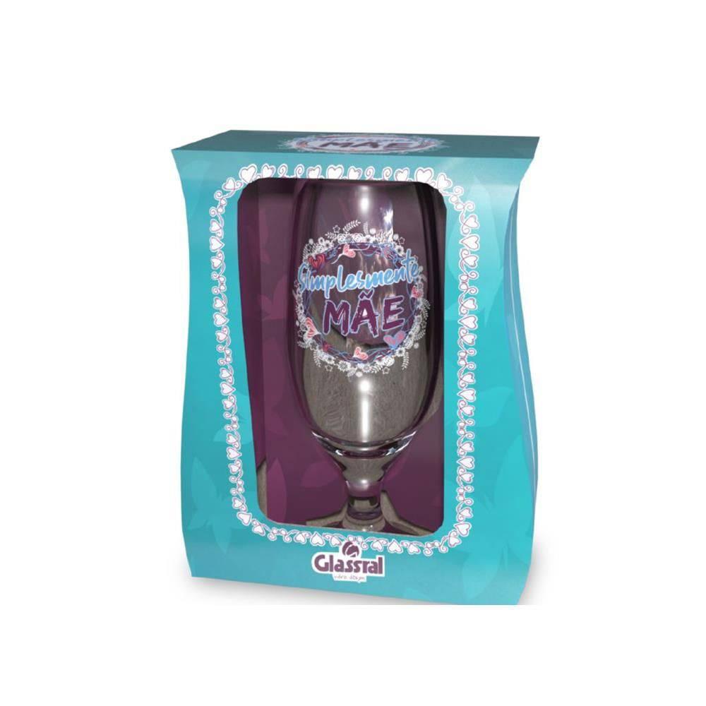 Taça Chopp 300ml Simplesmente Mãe Glassral - Taças