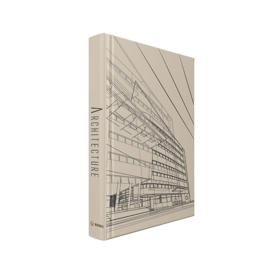 Book Box Architecture 30x24x4cm - Goods Br