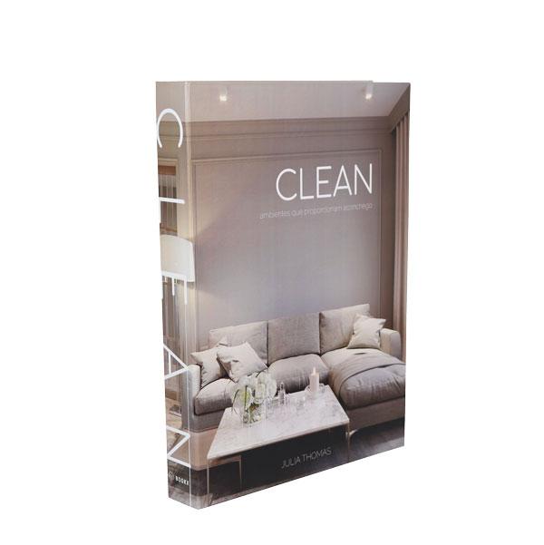 Book Box Clean 36x27x5cm - Goods Br