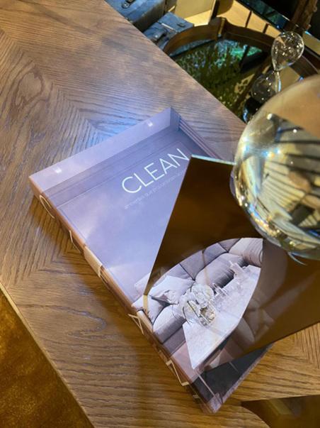 Book Box Clean 36x27x5cm - Goods Br  - Haus In