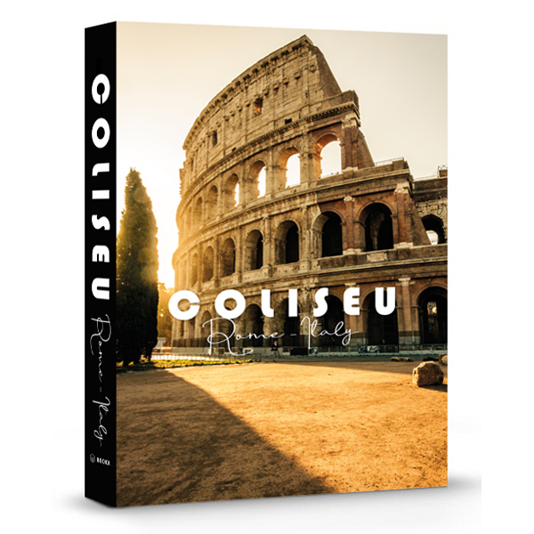 Book Box Coliseu 36x27x5cm - Goods Br  - Haus In