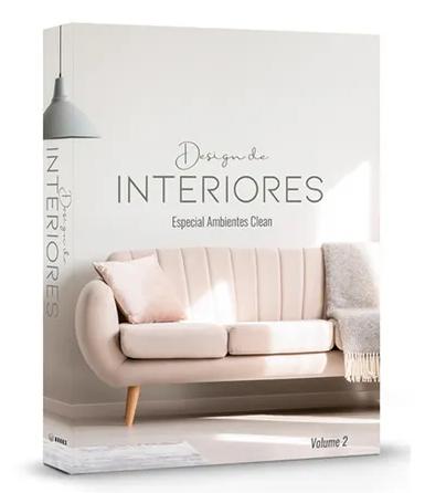 Book Box Design de Interiores Ambientes Clean 26x27x5cm - Goods Br