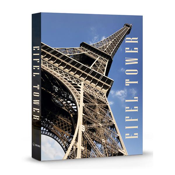 Book Box Eiffel Tower 30x24x4cm - Goods Br  - Haus In