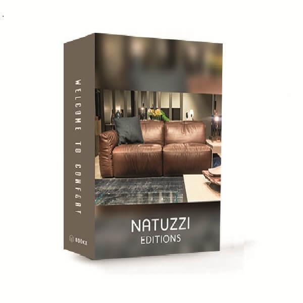 Book Box Natuzzi Welcome Tocomfort 26x20x7cm - Goods Br  - Haus In
