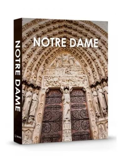Book Box Notre Dame 30x24x4cm - Goods Br