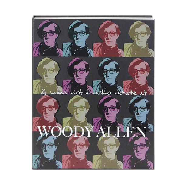 Book Box Woody Allen 30x24x4cm - Goods Br  - Haus In