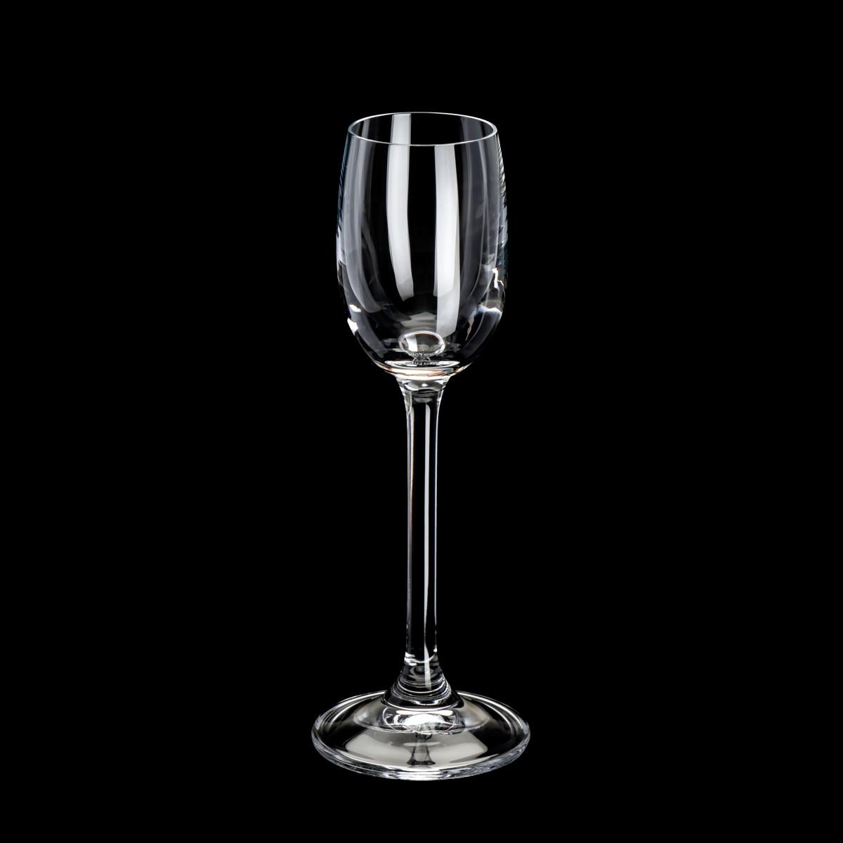 Conjunto de 6 Taças Cristal 60ml Ecológico para Licor Gastro/Colibri - Wolff
