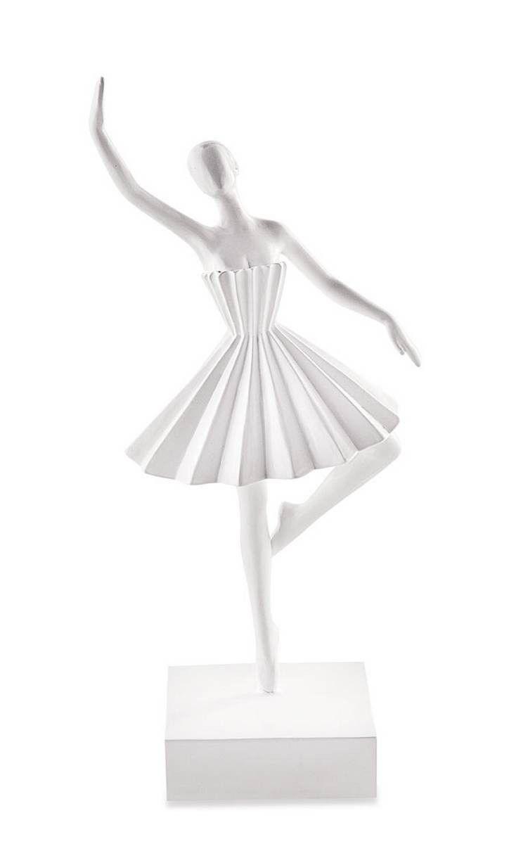 Escultura Bailarina em Poliresina-12765