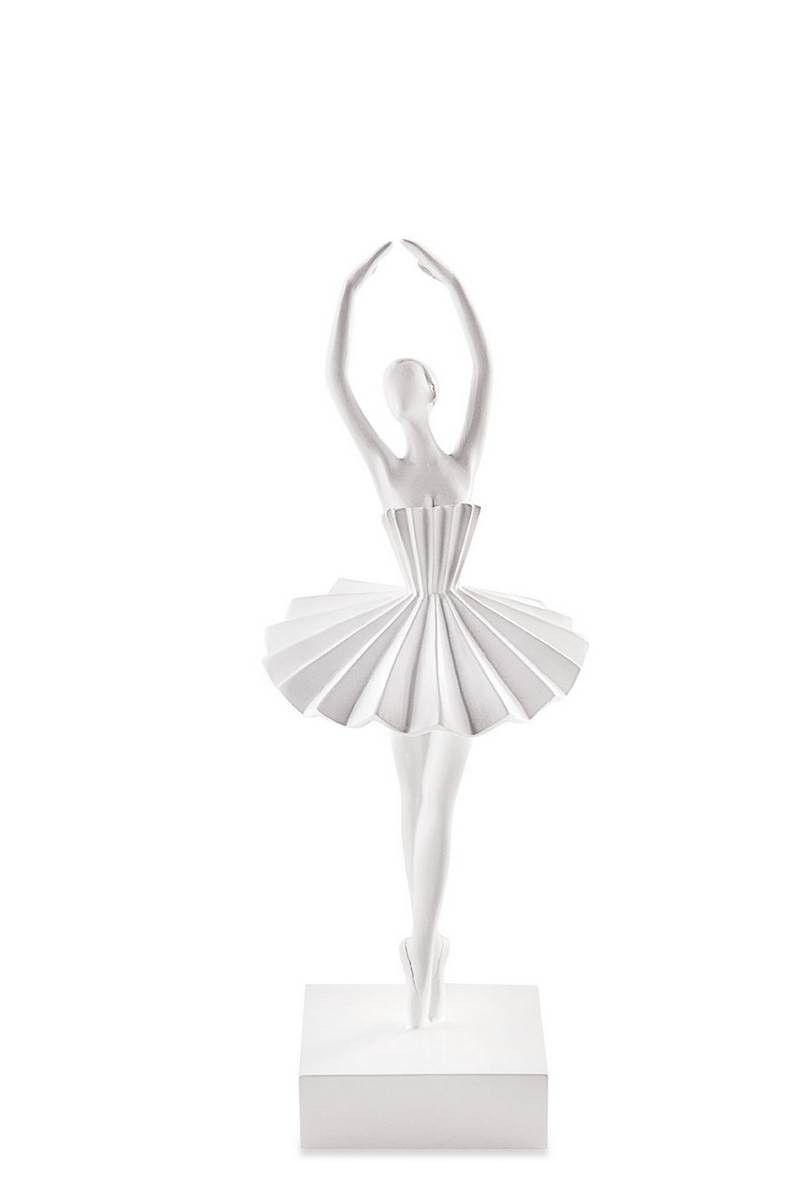 Escultura Bailarina em Poliresina-12766