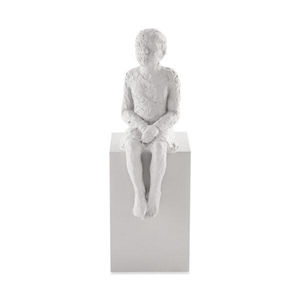 Escultura Pessoa em Poliresina -12791