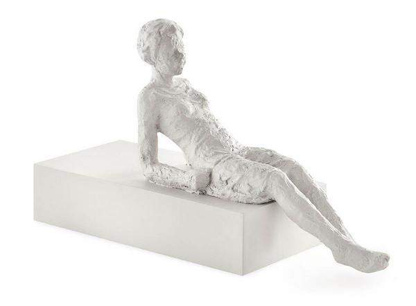 Escultura Pessoa em Poliresina - 12792